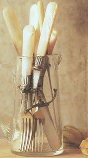 Bone handle Cutlery