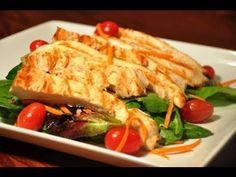 Grilled Chicken Salad !