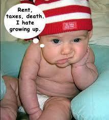 Rent, taxes...