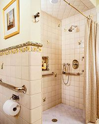 Accessible Bathroom Design Options @ Better Homes and Gardens