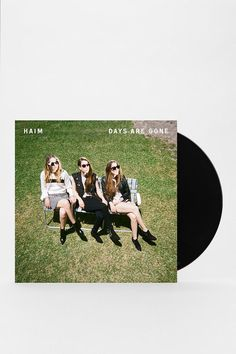 Haim - Days Are Gone 2XLP. Yes, this album totally lives up to -- and maybe even exceeds -- all the hype. #urbanoutfitters