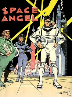 Space Angel, 1962