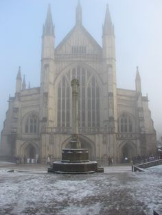 Winchester Cathedral, Winchester, Hampshire