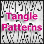TanglePatterns.com - an index and graphic guide to the best Zentangle® patterns on the web  IF YOU LIKED THE NECKLACE WITH BLK/WHITE DRAWINGS WITHIN GO HERE SO YOU CAN LET YOUR MIND REALLY GET TANGLED.. GREAT SITE GREAT GRAPHICS
