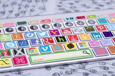 macbook decal Laptop decal macbook keyboard by creativedecalskin, $12.99