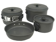Choosing the Best Camping Cookware