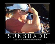 Sunshade FAIL