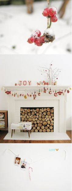 Inspired to make a fake fireplace insert
