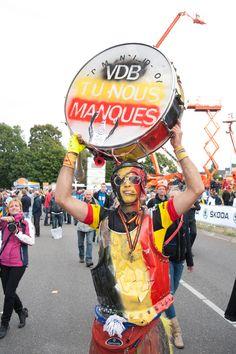 Belgian Cycling Fan