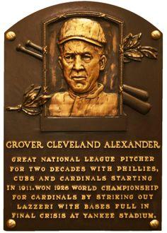 Grover Cleveland Alexander