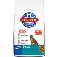 Science Diet Mature Adult Indoor Cat (7.5/10)