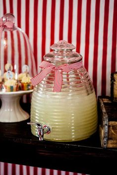 Circus party - love this for drinks #SocialCircus