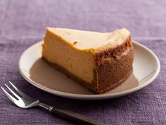 Pumpkin Cheesecake from FoodNetwork.com