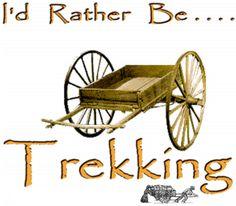 Pioneer Handcart Trek Ideas Themes Handcart Rentals