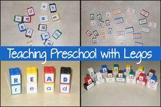 LEGO fun for preschool