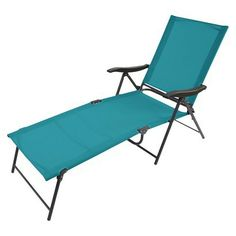 Room Essentials® Sling Lounger Turquoise- Target