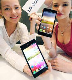 LG Optimus 4X (in June 2012)