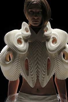Iris van Herpen S/S 2012 @ Berlin Fashion Week