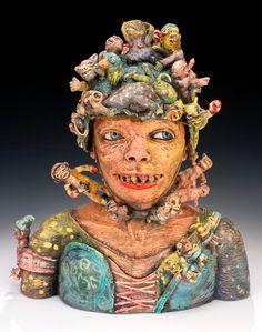 Janis Mars Wunderlich - hands down my favorite contemporary artist.