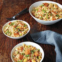 Chicken Fried Rice | CookingLight.com