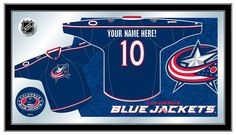 Use this Exclusive coupon code: PINFIVE to receive an additional 5% off the Columbus Blue Jackets Jersey Mirror at SportsFansPlus.com