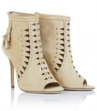 Jimmy Choo Zen Suede Booties