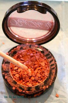 How to fix broken powders :)