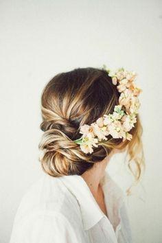 Peinados bodas invitadas novias recogidos