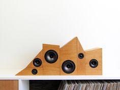 design speaker, flutter speaker