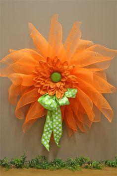 flower wreath, fabul flower, wreathes for summer, front doors, wreaths for summer, halloween wreaths
