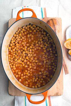 Rice & Harissa Chickpeas
