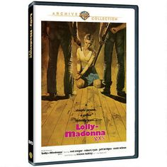 Lolly Madonna XXX - DVD-R (Warner Archive On Demand Region 1) Release Date: Available Now (Movies Unlimited U.S.)