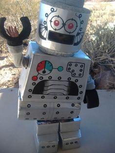 Lego Mindstorm Costume