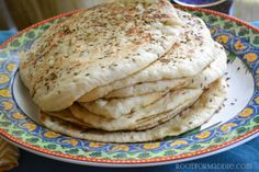 Quick and Easy Garlic Naan