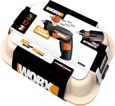 Qbit worx on pinterest tools men health and power tools - Worx espana ...