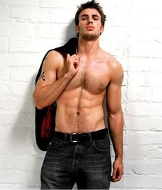 Hot Man, Hot Men, Sexy. Boy. Muscle, Muscles, Muscular. Chris Evans. Body. Hairy. Sixpack