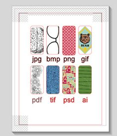 Katemade Designs: Video Tutorial - Using Digi Papers with the Silhouette