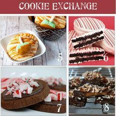 Cookie Exchange Recipes