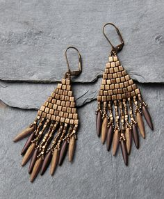 earrings by Karin G https://www.flickr.com/photos/ginkgoetcoquelicot/