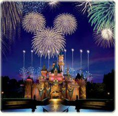 walt disney, cant wait, dream, firework, orlando florida, magical places, disney castles, disneyland, earth
