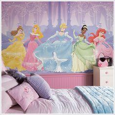 Princess wall
