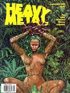 Heavy Metal 82-09