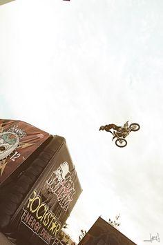 Extreme Shots! #supercross #skateboarders #BMX
