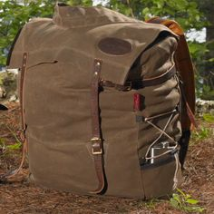 Woodsman canoe pack by Frost RIver. $200