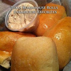 Texas Roadhouse Rolls � Farmhouse Favorites