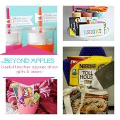 Beyond Apples - Useful Teacher Gifts and Ideas