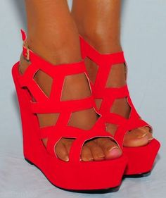 Suede Wedges Wedges Summer Strappy Platforms High Heels |