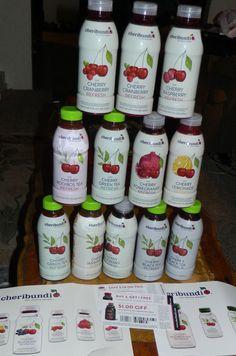 Cheribundi Refresh Review & Giveaway 3/3/13 Daily US  http://wp.me/p2Zbi5-fy