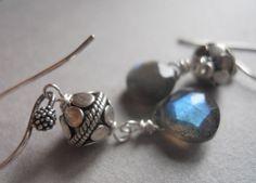 Twilight Dream Bali Silver and Labradorite by SueanneShirzay, $42.00