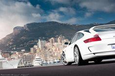 Porsche #997 #Monaco